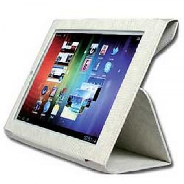 CUSTODIA PER TABLET SMART PAD 9.7 HD S4 M-CASE98XW BIANCA