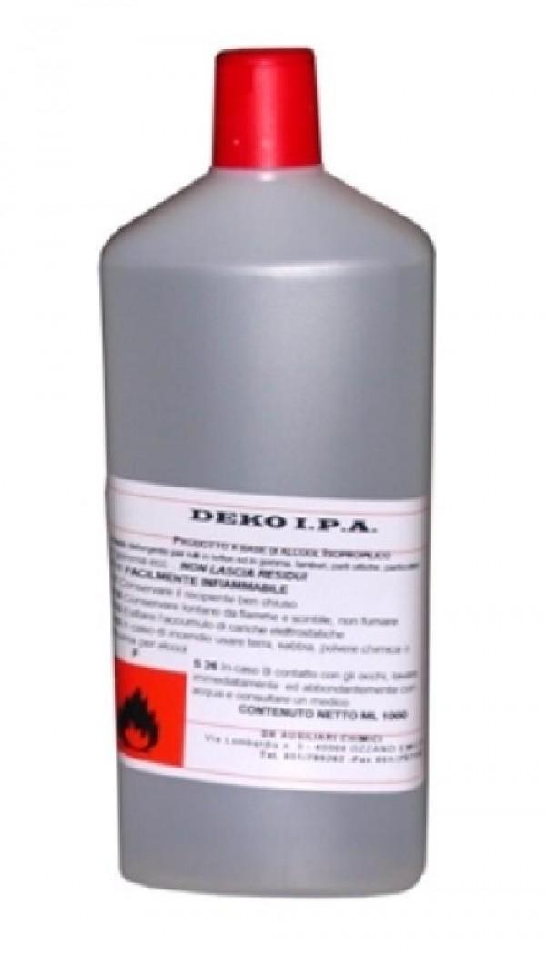DETERGENTE A BASE DI ALCOOL ISOPROPILICO 1 LT (SP13)