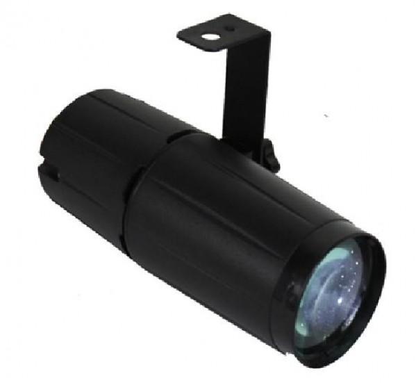 EFFETTO LUCE A LED (PINSPOT LED6W)