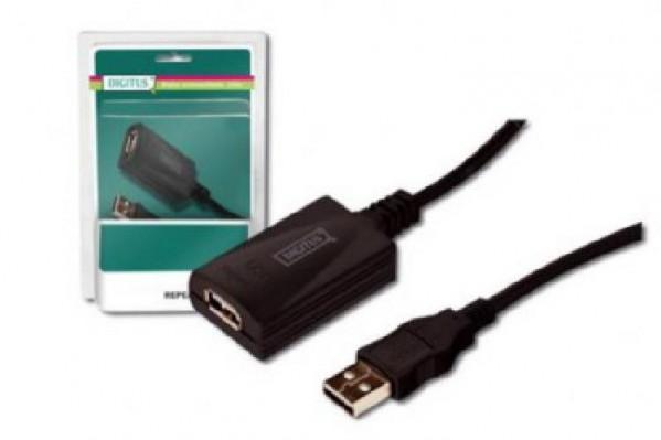 ESTENSORE DI LINEA USB MF CAVO 5 MT.