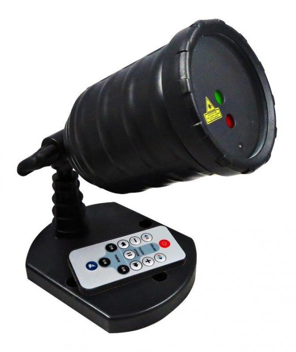 FARO LED GARDEN LASER MULTICOLORE (GLASER 150)