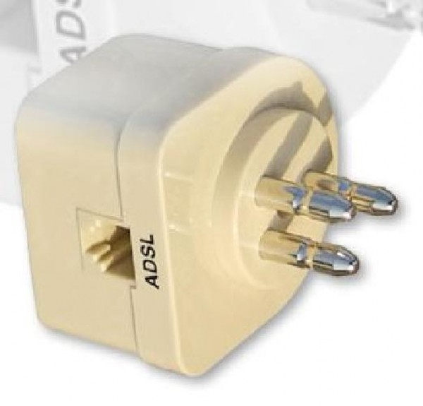 FILTRO ADSL TRIPOLARE TM-ADSL1