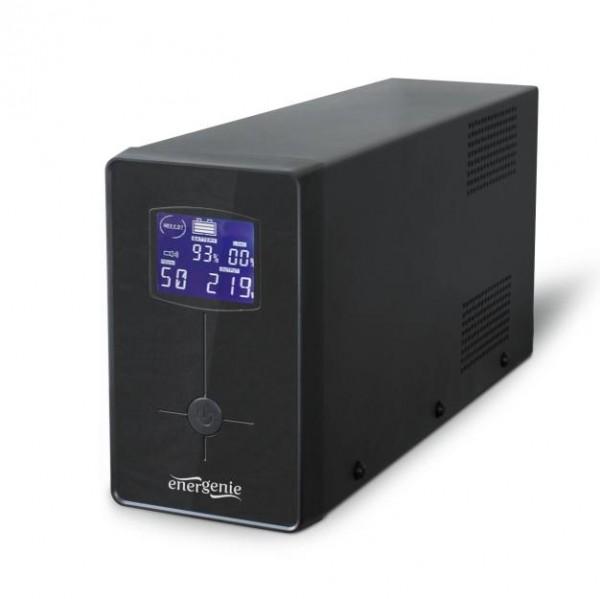 GRUPPO DI CONTINUITA 650VA390W LCD (EG-UPS-031)