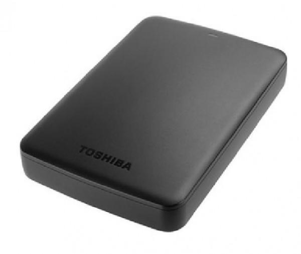 HARD DISK 3 TB ESTERNO USB 3.0 2,5 NERO (HDTB330EK3CA)
