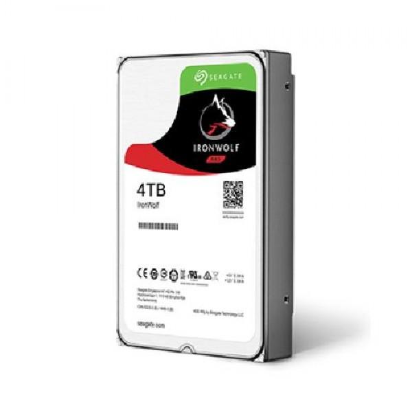 HARD DISK 4 TB IRONWOLF SATA 3 3.5 NAS (ST4000VN008)