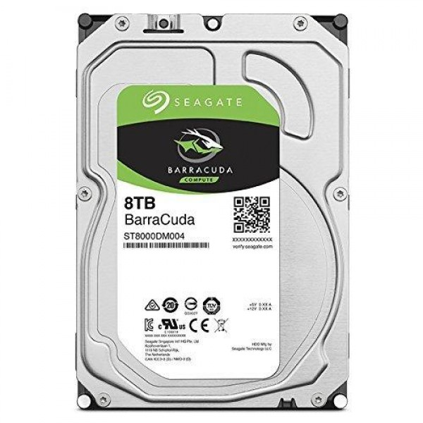 HARD DISK BARRACUDA 8 TB SATA 3 3.5 (ST8000DM004)
