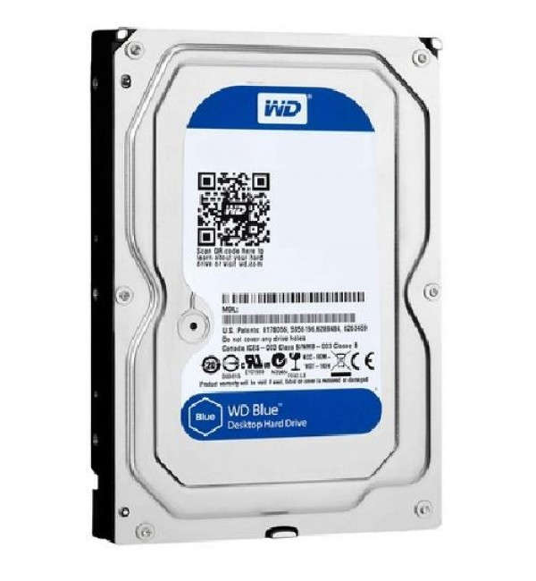 HARD DISK BLUE 500 GB 3.5 SATA 3 (WD5000AZRZ)