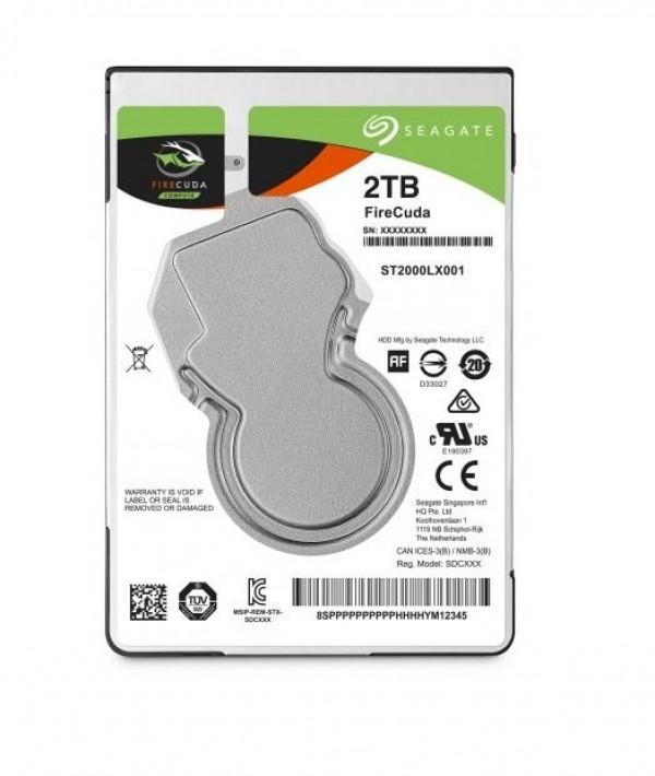HARD DISK FIRECUDA 2 TB SATA 3 2.5 (ST2000LX001)