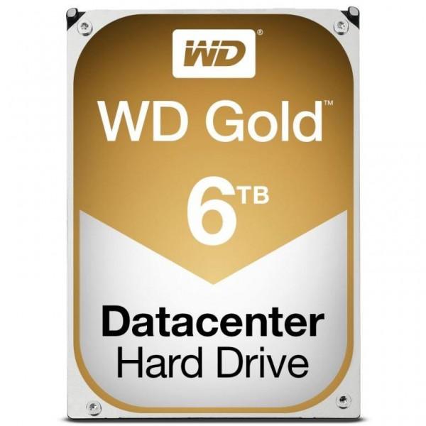 HARD DISK GOLD 6 TB SATA 3 3.5 (WD6002FRYZ)