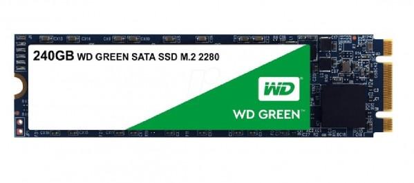 HARD DISK SSD 240GB GREEN M.2 (WDS240G2G0B)