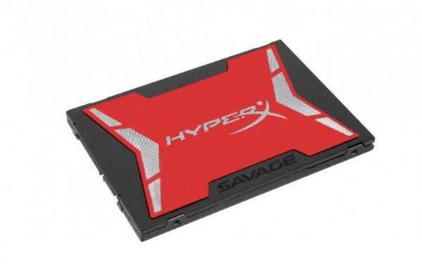 HARD DISK SSD 240GB HYPERX SAVAGE 2.5 SATA 3 (SHSS37A240G)