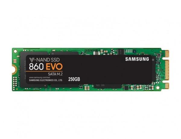 HARD DISK SSD 250GB 860 EVO M.2 (MZ-N6E250BW)