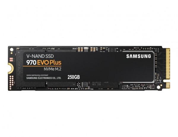 HARD DISK SSD 250GB 970 EVO PLUS M.2 NVME (MZ-V7S250BW)