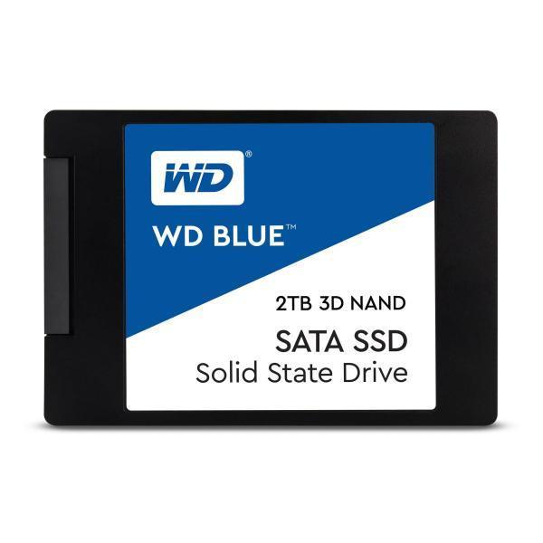 HARD DISK SSD 2TB BLUE 3D SATA 3 2.5 (WDS200T2B0A)