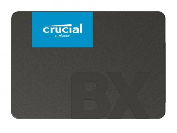 HARD DISK SSD 480GB BX500 2.5 SATA 3 (CT480BX500SSD1)