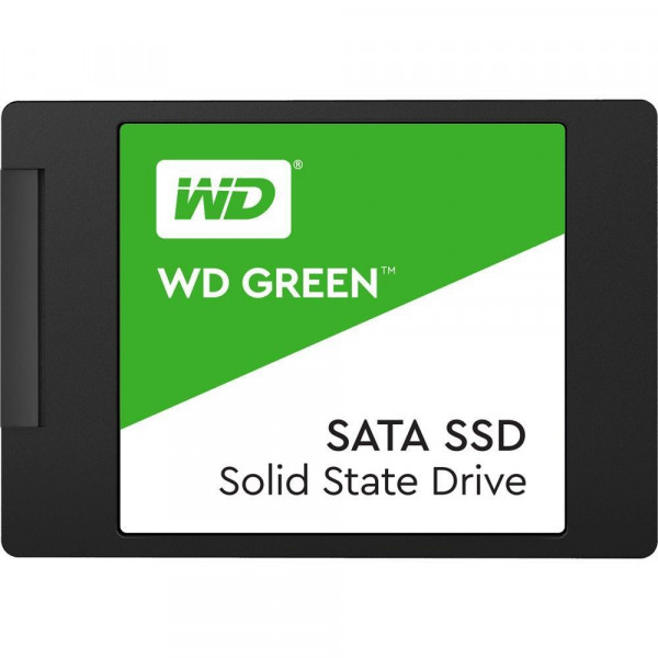 HARD DISK SSD 480GB GREEN SATA 3 2.5 (WDS480G2G0A)