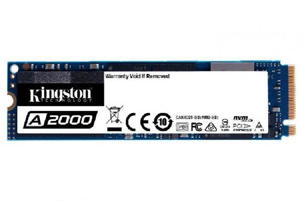 HARD DISK SSD 500 GB A2000 M.2 (SA2000M8500G) NVME