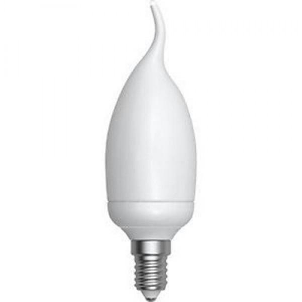 LAMPADA LED FIAMMA E14 5W 6400K (LL-CF1405F)