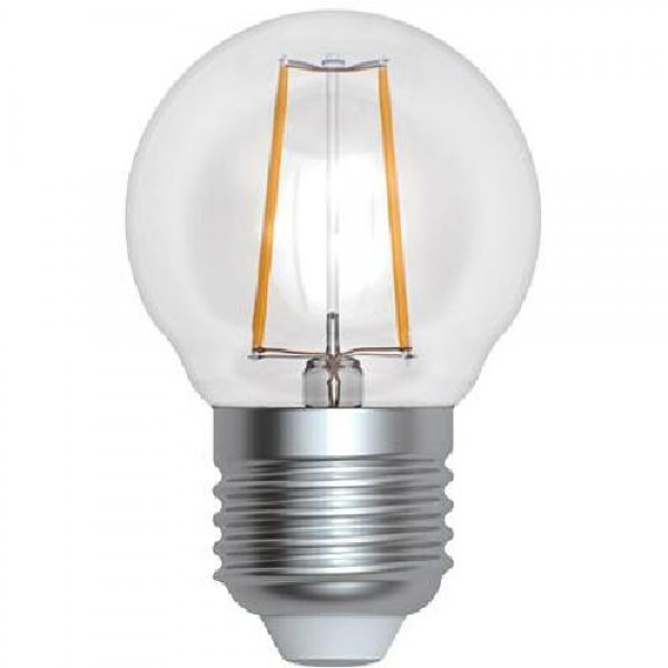 LAMPADA LED GLOBO E27 4W 6400K (LL-HBF2704F)