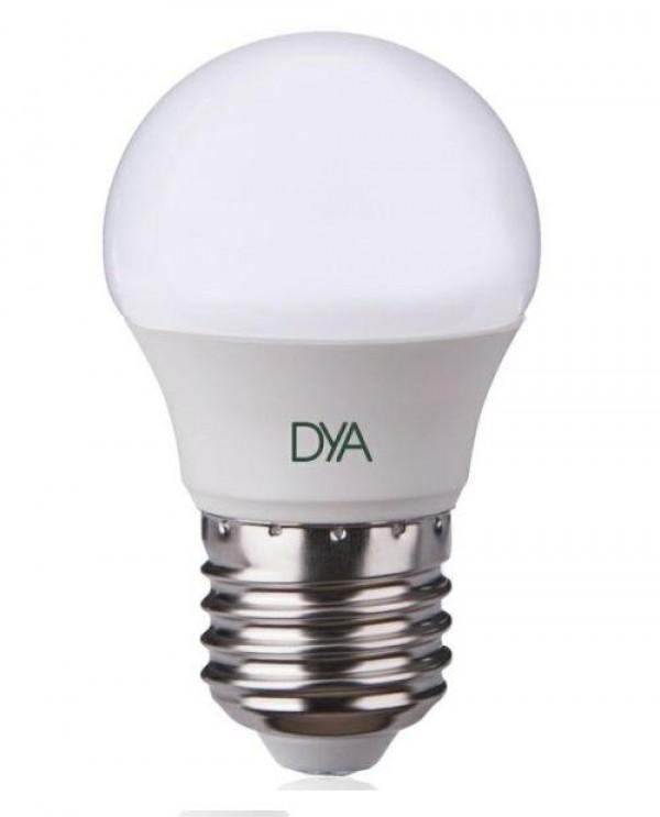 LAMPADA LED SFERA E27 6W LUCE NATURALE 4000K (DYA-079)