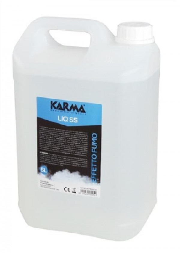 LIQUIDO PER SMOKE MACHINE 5 LT (LIQ S5)