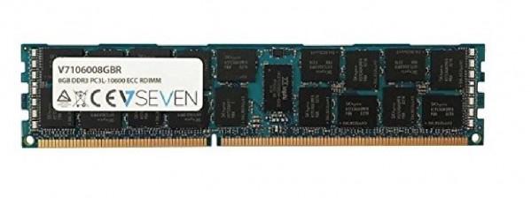 MEMORIA DDR3 8 GB PC1333 MHZ (1X8) (V7106008GBR) ECC