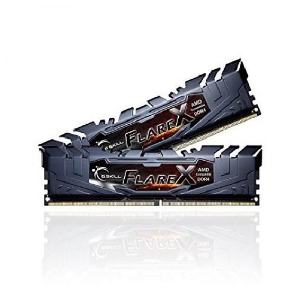 MEMORIA DDR4 16 GB FLARE X PC3200 MHZ (2X8) (F4-3200C14D-16GFX)