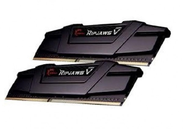 MEMORIA DDR4 16 GB RIPJAWS V PC3200 MHZ (2X8) (F4-3200C16D-16GVKB)
