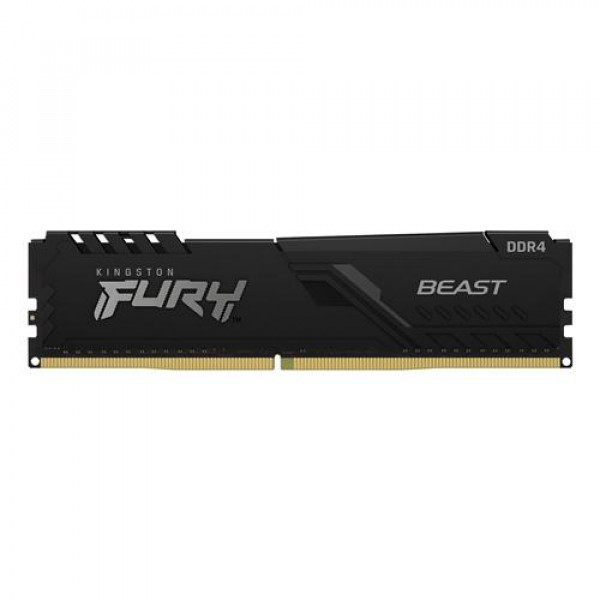 MEMORIA DDR4 32 GB FURY BEAST PC2666 MHZ (1X32) (KF426C16BB32)