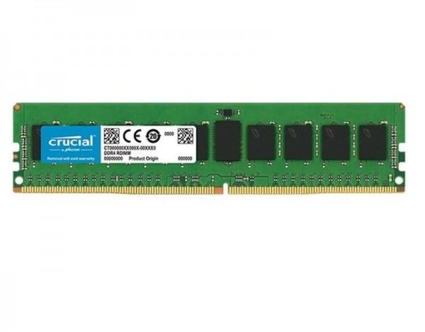 MEMORIA DDR4 4 GB PC2400 MHZ (1X4) (CT4G4WFS824A) ECC