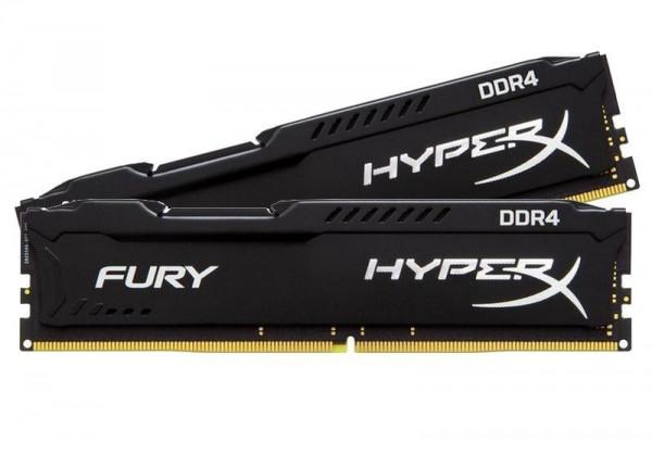 MEMORIA DDR4 8 GB PC2400 MHZ (2X4) (HX424C15FBK28)