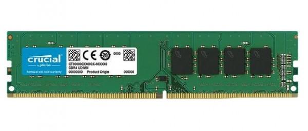 MEMORIA DDR4 8 GB PC2666 MHZ (1X8) (CT8G4DFS8266)