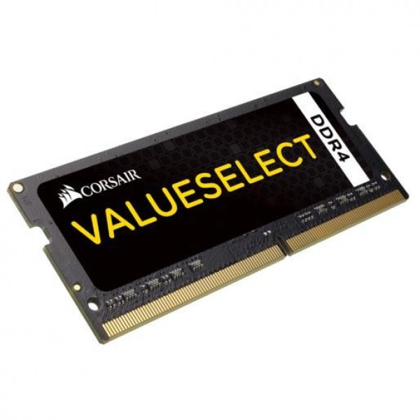 MEMORIA SO-DDR4 8 GB VALUESELECT PC4-17000 (1X8) (CMSO8GX4M1A2133C15)