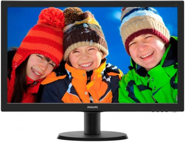 MONITOR 24 243V5LHSB LED FULL HD 1MS