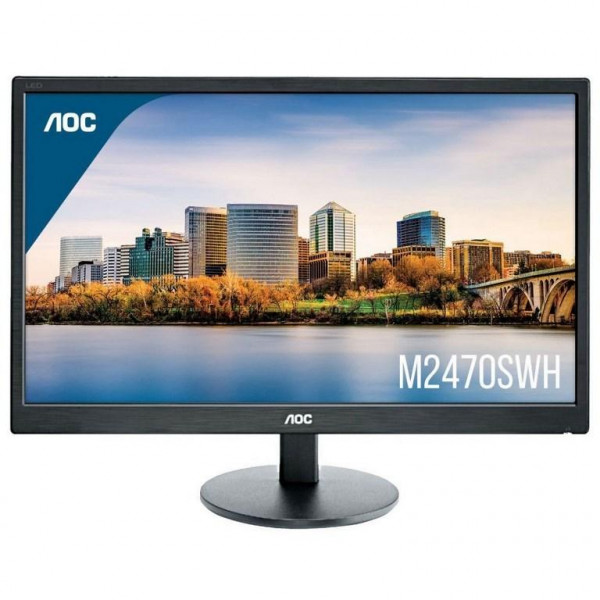 MONITOR 24 M2470SWH LED MULTIMEDIALE FULL HD