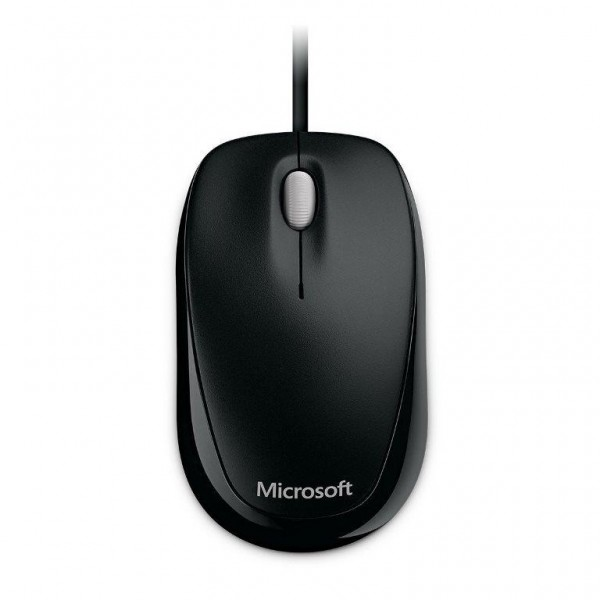 MOUSE COMPACT OPTICAL 500 NERO (U81-00083)