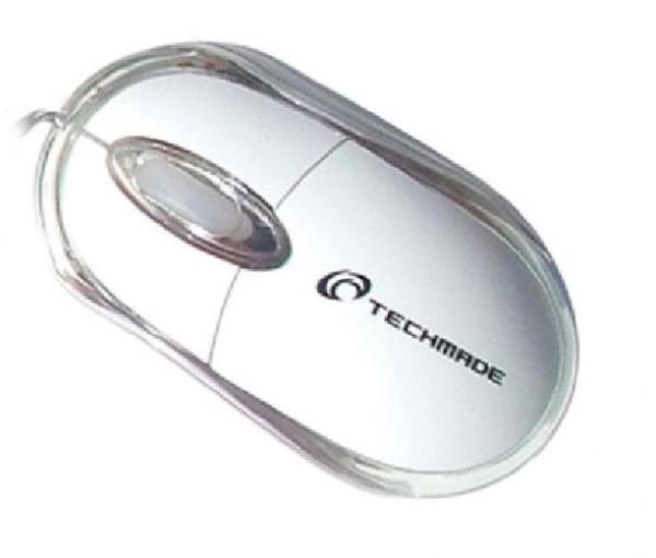 MOUSE TM-2023-WH USB BIANCO