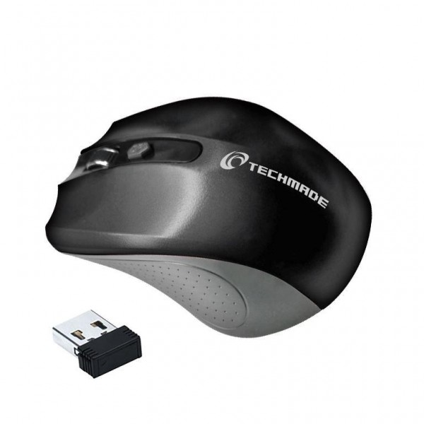 MOUSE TM-XJ30-BK NERO WIRELESS