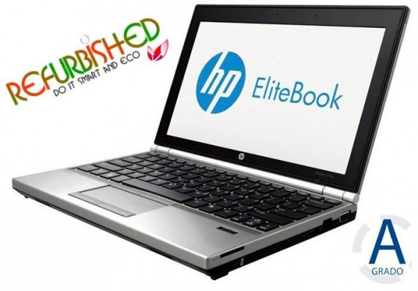 NOTEBOOK ELITEBOOK 2170P INTEL CORE I5-3427 11.6 WINDOWS 7 - RICONDIZIONATO - GAR. 12 MESI