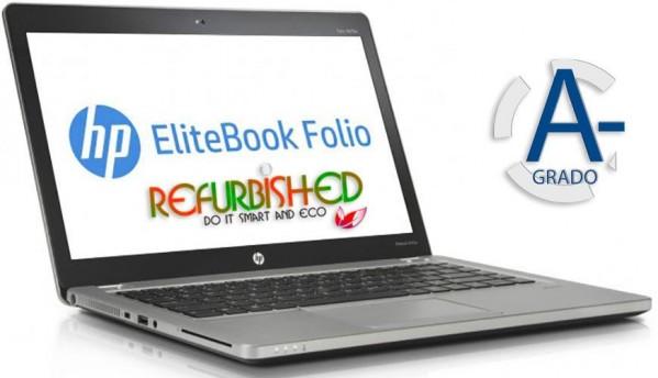 NOTEBOOK ELITEBOOK FOLIO 9470M INTEL CORE I5-3427U 14 8GB 256GB SSD WINDOWS 7 PRO - RICONDIZIONATO - GAR. 12 MESI