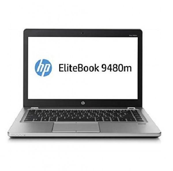 NOTEBOOK ELITEBOOK FOLIO 9480M INTEL CORE I5-4310U 8GB 180GB SSD 14 WINDOWS 8 PRO - RICONDIZIONATO - GARANZIA 12 MESI