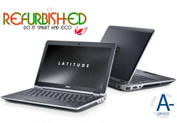 NOTEBOOK LATITUDE E6230 INTEL CORE I5-3320M 12.5 4GB 128GB 12.5 WINDOWS 7 - RICONDIZIONATO - GAR. 12 MESI