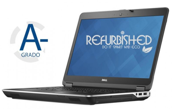 NOTEBOOK LATITUDE E6440 INTEL CORE I5-4310M 14 WINDOWS 7 PRO - RICONDIZIONATO - GAR. 12 MESI