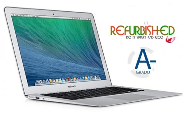 NOTEBOOK MACBOOK AIR INTEL CORE I5 8GB 256GB 13.3 - MAC OS - RICONDIZIONATO - GAR. 12 MESI