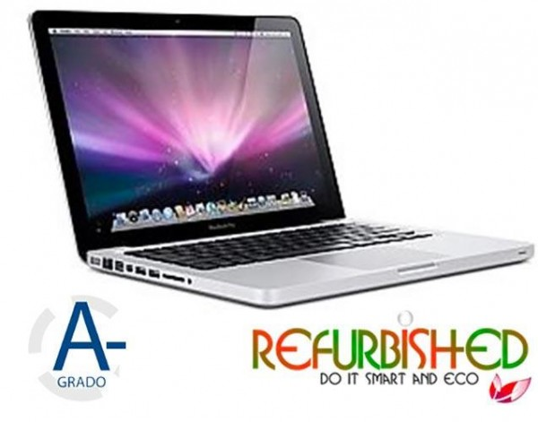 NOTEBOOK MACBOOK PRO INTEL CORE I5 4GB 500GB 13.3- MAC OS - RICONDIZIONATO - GAR. 12 MESI