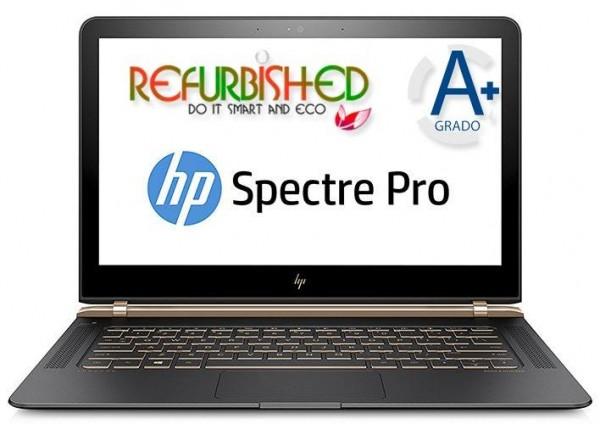 NOTEBOOK SPECTRE PRO X360 INTEL CORE I7-6600 8GB 512GB SSD 13.3 - WINDOWS 10 PRO - RICONDIZIONATO - GAR. 12 MESI