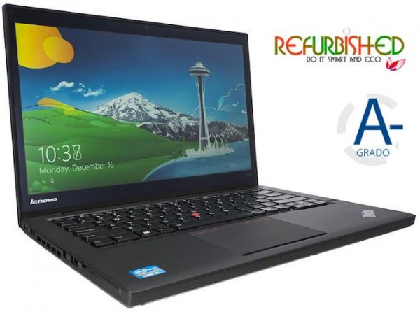 NOTEBOOK THINKPAD L440 INTEL CORE I5-4300 14 4GB 500GB WINDOWS 10 - RICONDIZIONATO - GAR. 12 MESI