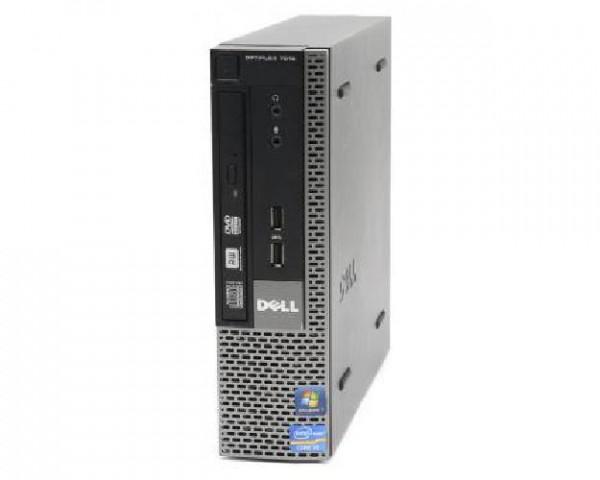 PC 7010 USFF INTEL CORE I3-3220 4GB 320GB - RICONDIZIONATO - GAR. 12 MESI