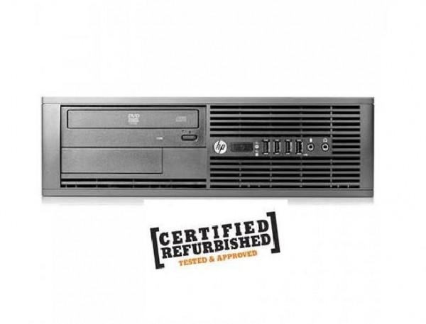PC 8200 SFF INTEL CORE I3-2100 4GB 250GB WIN7 - RICONDIZIONATO - GAR. 12 MESI