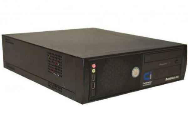 PC D61 SFF INTEL CORE I3-2120 4GB 250GB - RICONDIZIONATO - GAR. 12 MESI